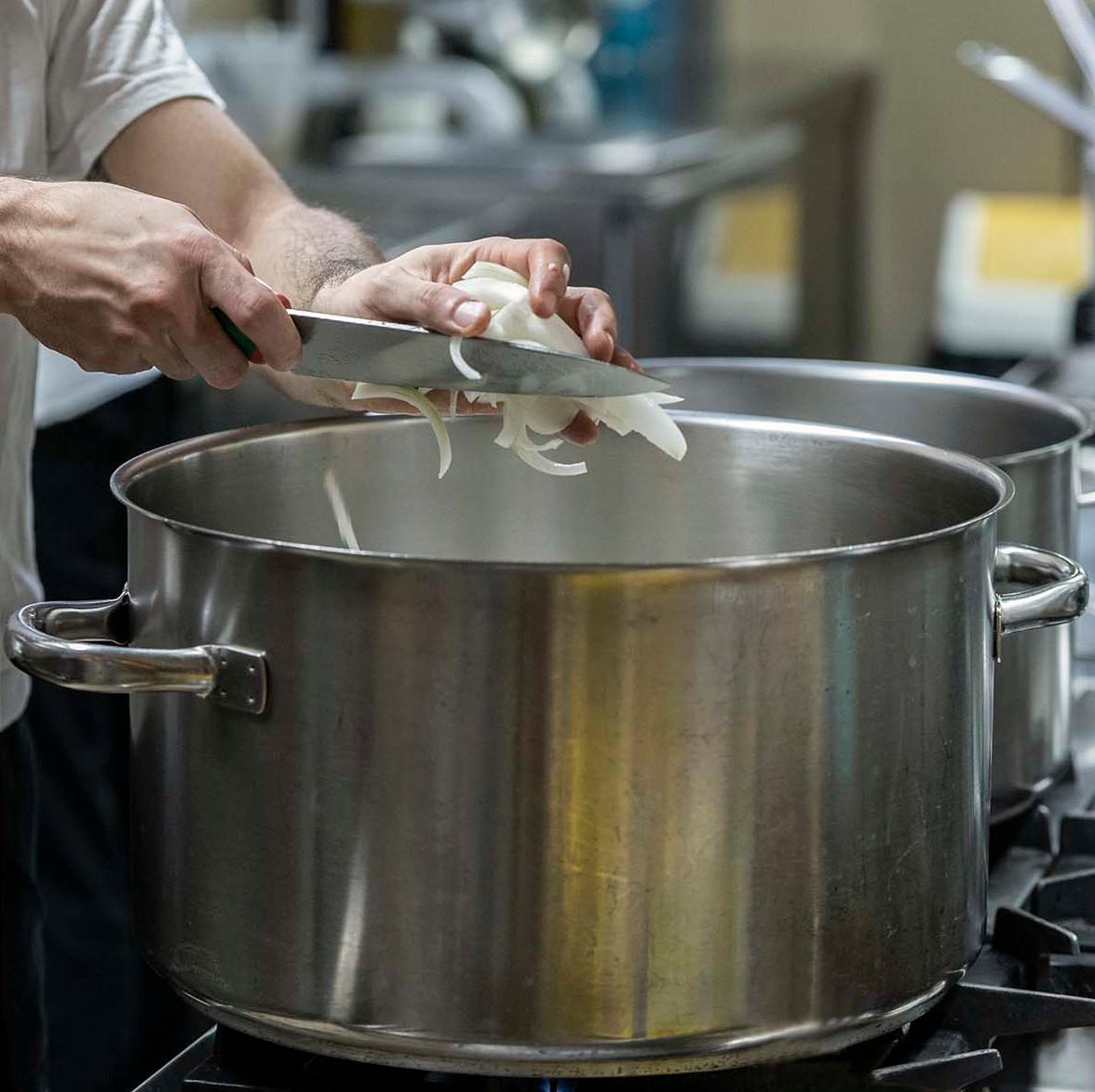 La nostra cucina - La Gattabuia - Matera